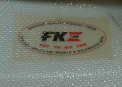 FunKey Manuracturing Label