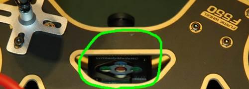FPV Camera Control Access