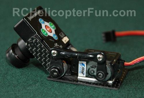 Homemade FPV Camera Tilt Mount