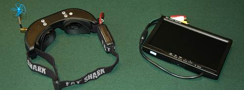 FPV Goggles & LCD Display - Which Is Best?