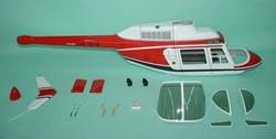 FunKey 90/700 Size Jet Ranger