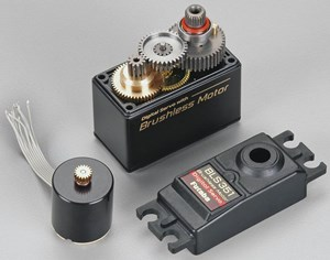 Brushless RC Servo