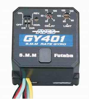 Futaba GY 401 Gyro