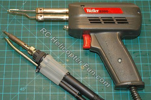 Soldering Gun vs Soldering Iron