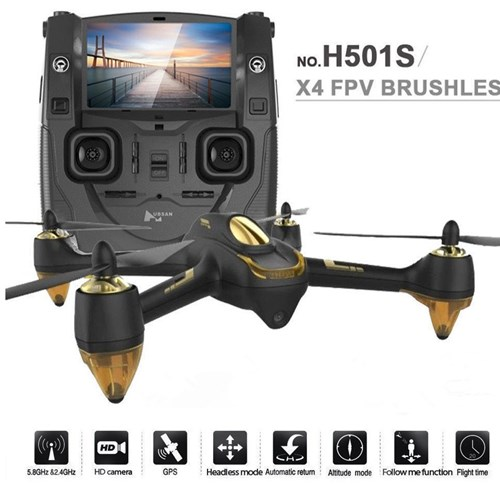 Hubsan X4 501S Beginner FPV Quadcopter