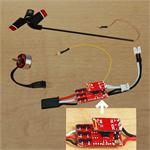 mCP X Brushless Convertion Kit