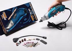 Rotary Moto Tool & Accessories