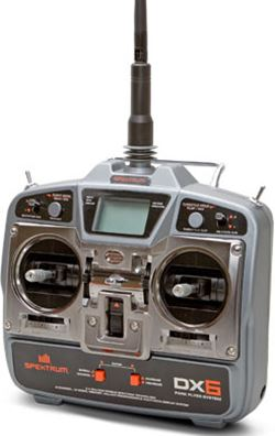 First Generation DX6 (2005-2008)
