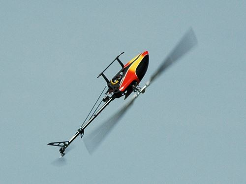 600 ESP Electric Helicopter I Sell