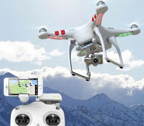 Phantom 2 Vision Plus & Radio