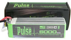 Pulse Ultra RC LiPo Battery