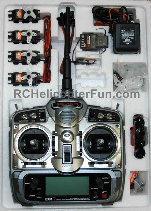 RC Radio Components