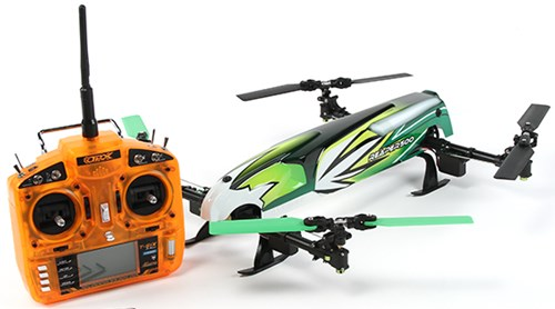 Hobby King's Assault Reaper 500 3D Quadcopter