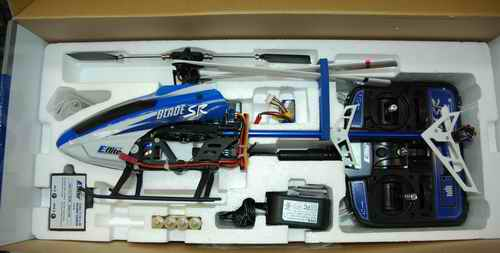 Blade SR Ready To Fly Package