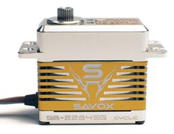 RC Servo Heat Sink Cooling Fins