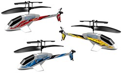 Single Rotor 2 Channel Toy Helicopter