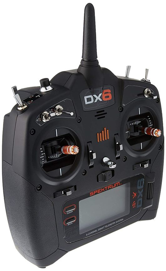 Spektrum DX6 RC Radio