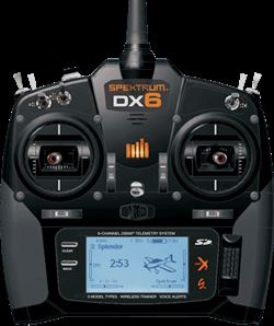 Spektrum DX6 Offers Quite Possibly The Best Bang For The Buck Going In This Segment