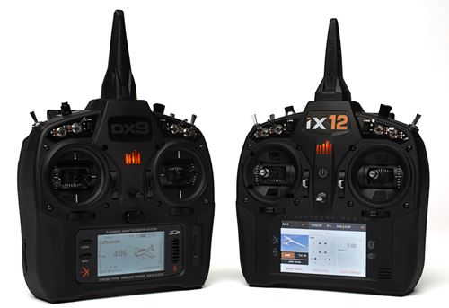 Spektrum DX9 & iX12