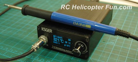 Stand For HAKKO T12 Soldering Iron Station Temperature Controller Handle