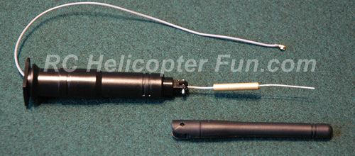 RC Transmitter Sleeved Dipole Antenna