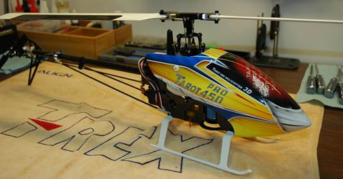 Tarot 450 Clones Are Popular Best RC Helicopters For Those On A Budget