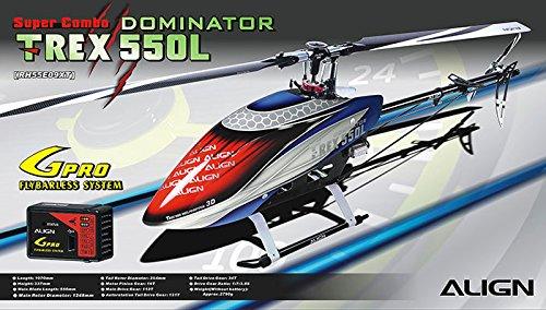 Align Trex 550L Dominator