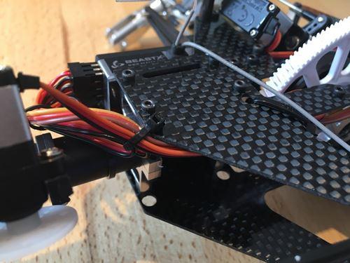 Trio 360 CFX Wire Management