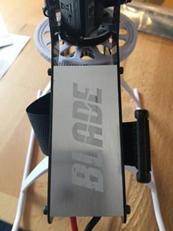 Trio 360 CFX Battery Tray