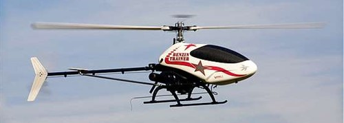 Vario Benzin Gas RC Helicopter