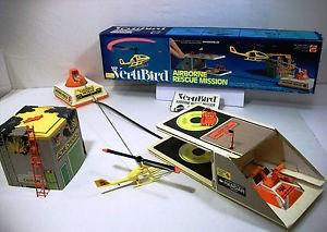 VertiBird Airborne Rescue Mission