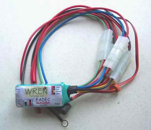 Wren FADEC / ECU