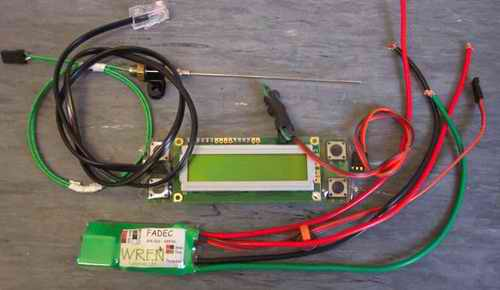 Understanding The Fadec Rc Turbine Engine Controller