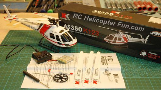 XK K123 BNF Kit