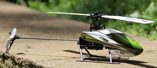 The XK K100 Is A Very Good Micro Collective Pitch RC Helicopter To Start On