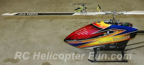 What Size Makes The Best RC Helicopter? Depends On Many Factors...