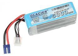 600ESP Glacier 6S 5300 mAh LiPo Battery Pack