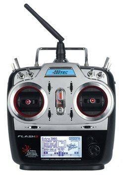 HiTec Flash 8 Radio