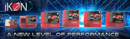 Ikon2 FBL Units Are Some Of The Best Flybarless Systems On The Market
