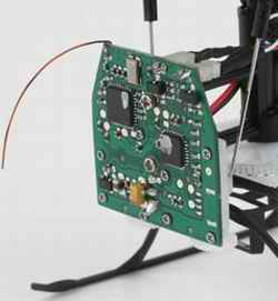 Blade mCX 5 in 1control board