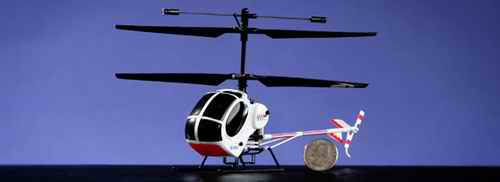Blade mCX S300 Micro Coaxial Scale RC Helicopter
