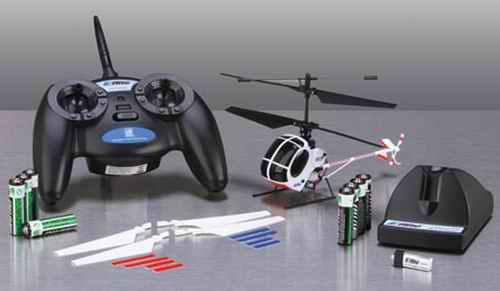 Blade mCX S300 RTF Kit Contents