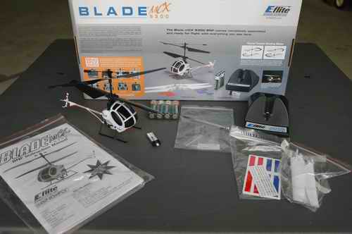 Blade mCX S300 BNF Kit Unboxing