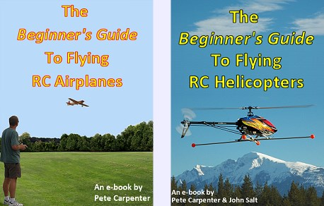 RC Airplane & Helicopter Beginner's Guide eBook Combo