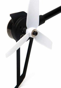 Blade 130 S Tail Motor & Tri-Blade Tail Rotor