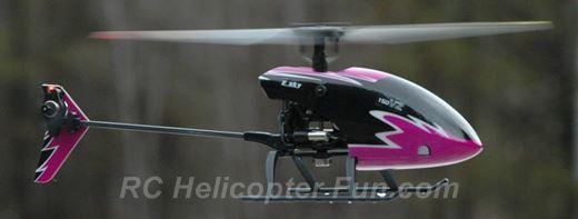 Esky 150 V2 Blade Tracking