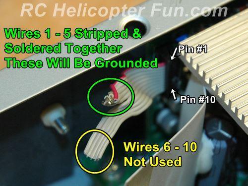 DPS 600PB Hot Swap Ribbon Cable Modification