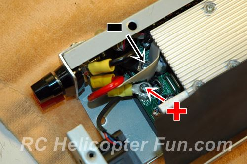 DPS 600PB Power Post Wiring