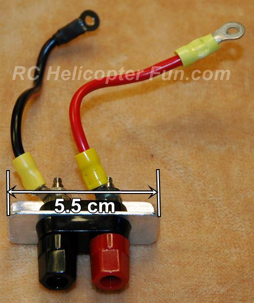 DPS 600PB 4mm Banana Dual Terminal Build