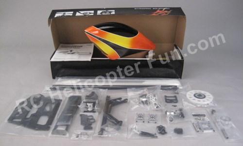 600 ESP Kit Contents